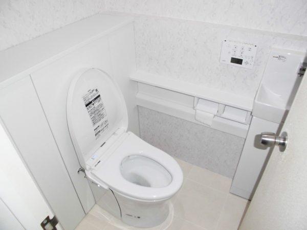 Y様 トイレアフター