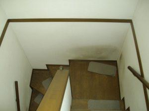兵庫県西宮市N様 階段昇降機・手すり設置工事前02