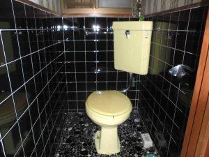 大阪府豊中市S様 トイレ取替工事前