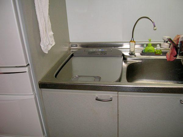 大阪府箕面市N様 食器洗い乾燥機取替工事-施工後