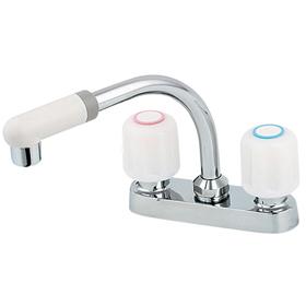 2ハンドル水栓