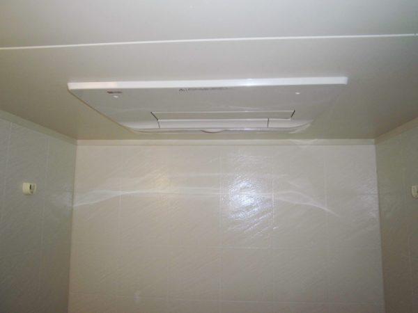 兵庫県伊丹市N様 浴室暖房乾燥機(カワック)取替工事-施工後カワック
