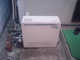 大阪府豊中市K様 エコジョーズ給湯暖房機(プリオール・エコジョーズ)取替工事-01