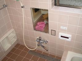 大阪府箕面市W様から浴室水栓(シャワー)取替工事-01