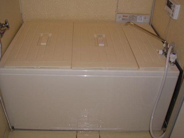 大阪府池田市S様 浴槽・浴室水栓(シャワー)、手すり設置工事-02