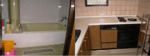 大阪府豊中市Y様 キッチン・浴室リフォーム、床暖房設置工事-01
