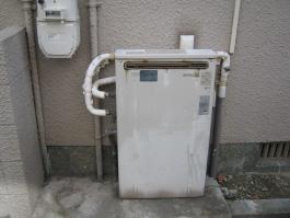 大阪府箕面市O様 エコジョーズ給湯暖房機(プリオール・エコジョーズ)取替工事-01