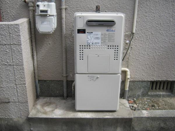 大阪府箕面市O様 エコジョーズ給湯暖房機(プリオール・エコジョーズ)取替工事-02