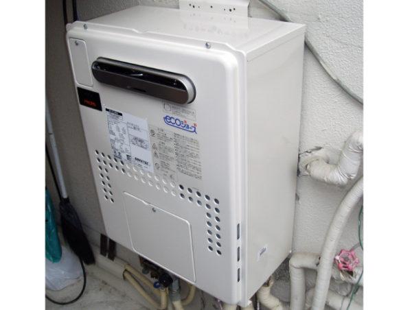大阪府箕面市U様 エコジョーズ給湯暖房機(プリオール・エコジョーズ)取替工事