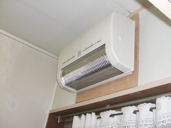 大阪府箕面市O様 トイレ(便器・ウォシュレット)取替、暖房設置工事-03