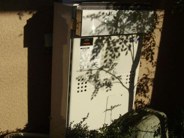 大阪府箕面市A様 エコジョーズ給湯暖房機(プリオール・エコジョーズ)取替交換リフォーム-02