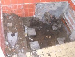大阪府箕面市K様 エコジョーズ給湯器取替工事・浴室リフォーム-03