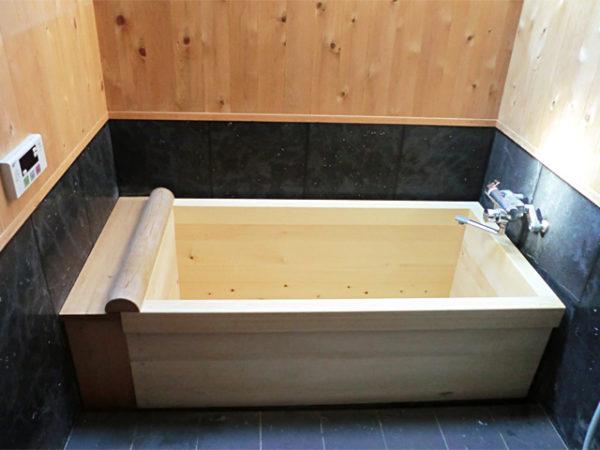 大阪府堺市N様 木製浴槽取替交換リフォーム-02