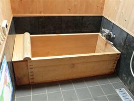 大阪府堺市N様 木製浴槽取替交換リフォーム-01