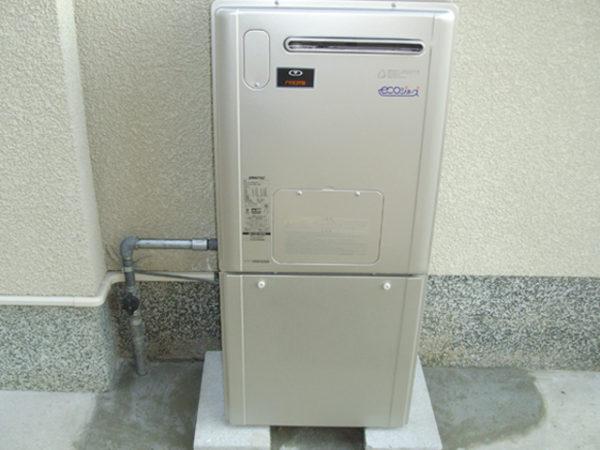 大阪府箕面市S様 エコジョーズ給湯暖房機(プリオール・エコジョーズ)・浴槽取替交換リフォーム-02