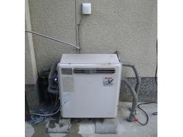 大阪府箕面市S様 エコジョーズ給湯暖房機(プリオール・エコジョーズ)・浴槽取替交換リフォーム-01