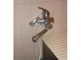 大阪府池田市N様 浴室水栓(シャワー)取替交換リフォーム-01