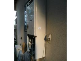 大阪府吹田市K様 エコジョーズ給湯暖房機(プリオール・エコジョーズ)・レンジフード取替交換リフォーム-01