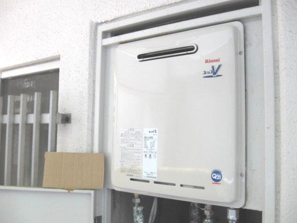 大阪府豊中市W様 ガス給湯器取替交換リフォーム-02