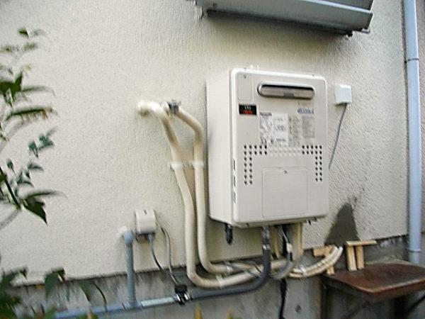大阪府豊中市O様 エコジョーズ給湯暖房機(プリオール・エコジョーズ)取替交換リフォーム-02