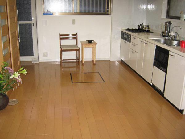 大阪府箕面市N様 床暖房設置リフォーム-02