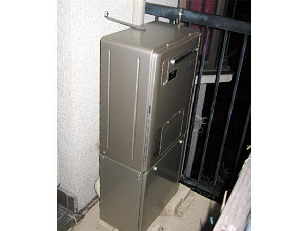 大阪府箕面市M様 エコジョーズガス給湯器取替・浴室暖房乾燥機(カワック)取付交換リフォーム-02