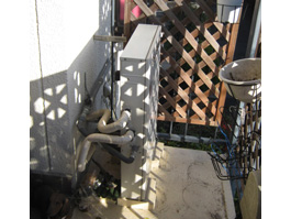 大阪府箕面市M様 エコジョーズガス給湯器取替・浴室暖房乾燥機(カワック)取付交換リフォーム-01