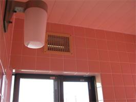 大阪府箕面市M様 エコジョーズガス給湯器取替・浴室暖房乾燥機(カワック)取付交換リフォーム-03
