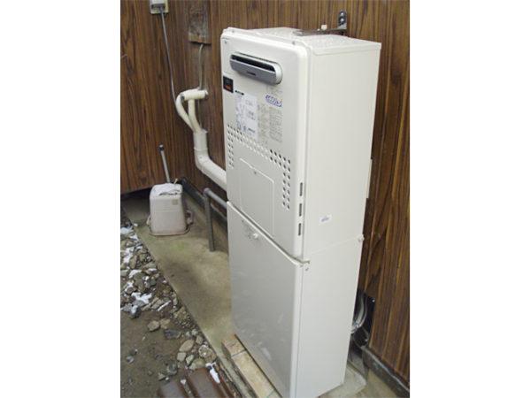 大阪府箕面市S様 エコジョーズ給湯暖房機(プリオール・エコジョーズ)取替交換リフォーム-02