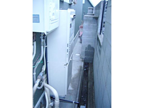 大阪府箕面市T様 エコジョーズ給湯暖房機(プリオール・エコジョーズ)取替交換リフォーム-02