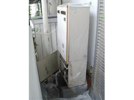 大阪府箕面市N様 エコジョーズ給湯暖房機(プリオール・エコジョーズ)取替交換リフォーム-01