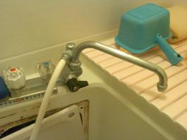 大阪府豊中市K様 水栓金具(台所水栓・浴室水栓)取替交換リフォーム-01