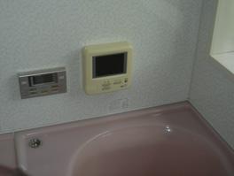 兵庫県西宮市N様 浴室液晶防水テレビ設置リフォーム-01