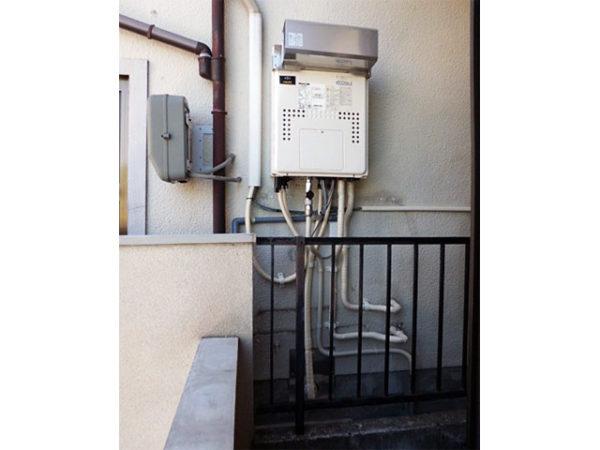 大阪府箕面市J様 エコジョーズ給湯暖房機(プリオール・エコジョーズ)取替交換リフォーム-02
