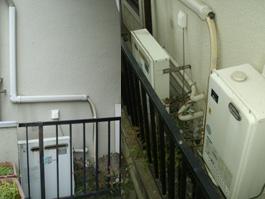 大阪府箕面市J様 エコジョーズ給湯暖房機(プリオール・エコジョーズ)取替交換リフォーム-01