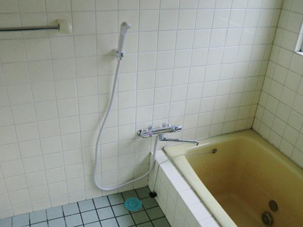 大阪府池田市K様 浴室水栓(シャワー)取替交換リフォーム-2