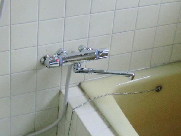 大阪府池田市K様 浴室水栓(シャワー)取替交換リフォーム-4