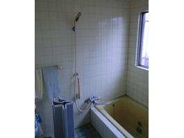 大阪府池田市K様 浴室水栓(シャワー)取替交換リフォーム-1