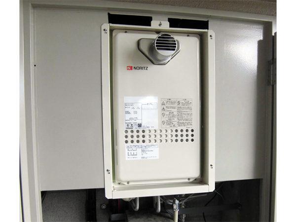 大阪府豊中市T様 ガス給湯器(高温水供給式)取替交換リフォーム-02