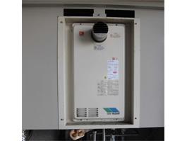 大阪府豊中市T様 ガス給湯器(高温水供給式)取替交換リフォーム-01