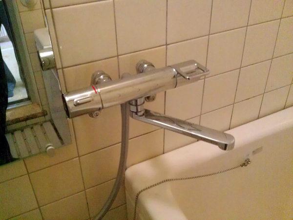 大阪府豊中市H様 浴室水栓(シャワー)取替交換リフォーム-02