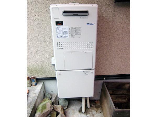 大阪府箕面市Y様 エコジョーズ給湯暖房機(プリオール・エコジョーズ)取替交換リフォーム-01