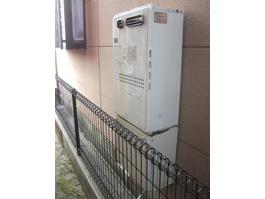 兵庫県川西市I様 エコジョーズ給湯暖房機(プリオール・エコジョーズ)・ビルトインコンロ取替交換リフォーム-3