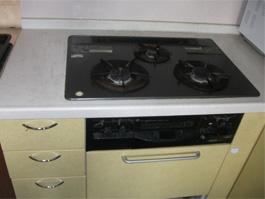 兵庫県川西市I様 エコジョーズ給湯暖房機(プリオール・エコジョーズ)・ビルトインコンロ取替交換リフォーム-1