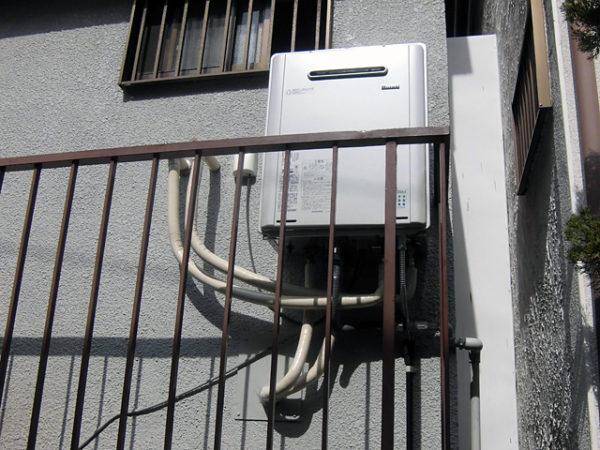 大阪府箕面市K様 エコジョーズふろ給湯器取替交換リフォーム-2