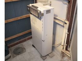 大阪府箕面市H様 エコジョーズ給湯暖房機(プリオール・エコジョーズ)取替交換リフォーム-01
