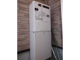 大阪府豊中市N様 エコジョーズ給湯暖房機(プリオール・エコジョーズ)取替交換リフォーム-1