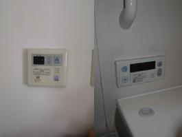 大阪府豊中市N様 エコジョーズ給湯暖房機(プリオール・エコジョーズ)取替交換リフォーム-3