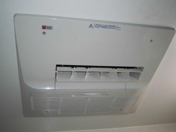 兵庫県宝塚市M様 浴室暖房乾燥機(カワック)取替交換リフォーム-02