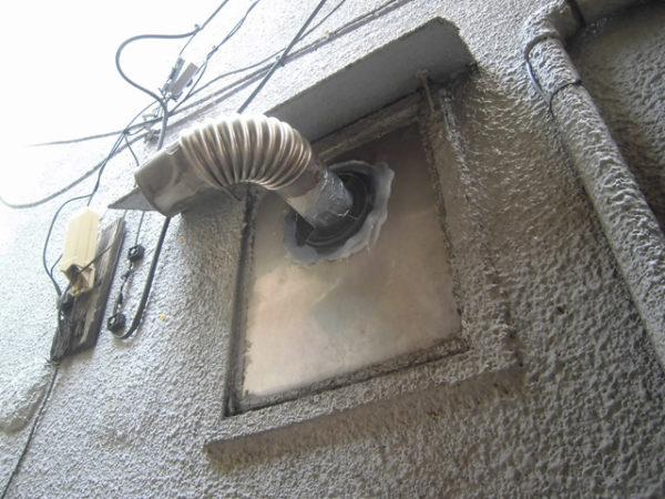 大阪府大阪市城東区T様 ガス給湯器取替交換リフォーム-04